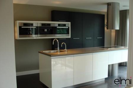 High-end Design keuken + verbouwing