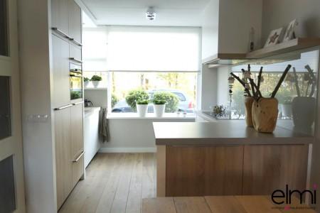 Opgeleverd moderne keuken
