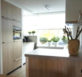 Moderne keuken opgeleverd