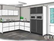 Elmi Interieur en meubelontwerp keuken keukens keukenontwerp