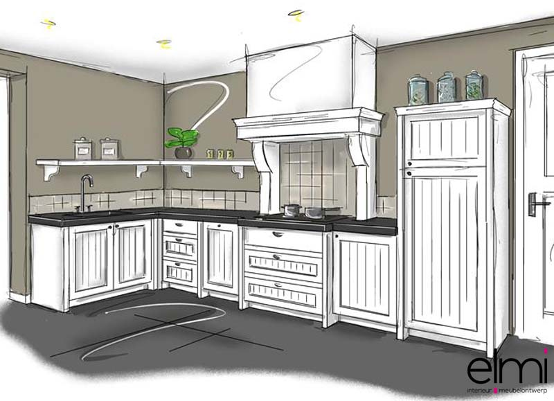 Design Keukens Eindhoven : Keukens keuken en keukenontwerp design keuken stijlvol