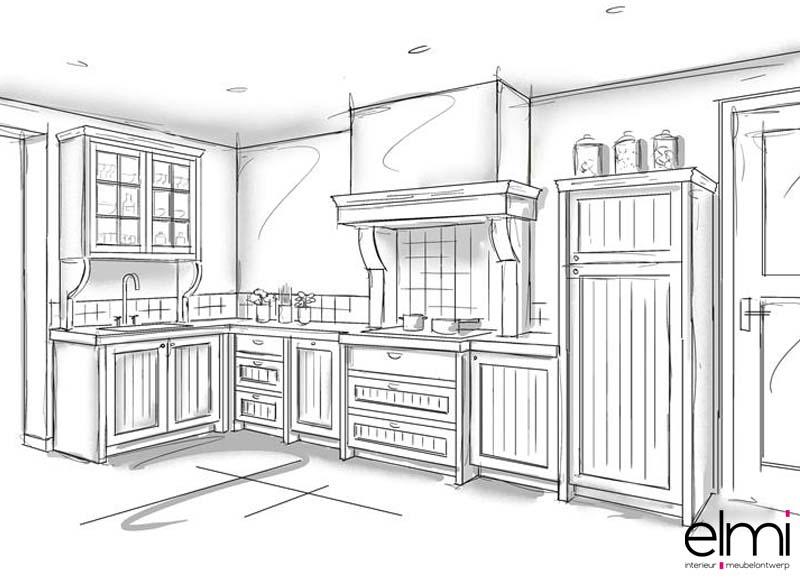 Keukens keuken en keukenontwerp design keuken stijlvol - Keukenontwerp ...